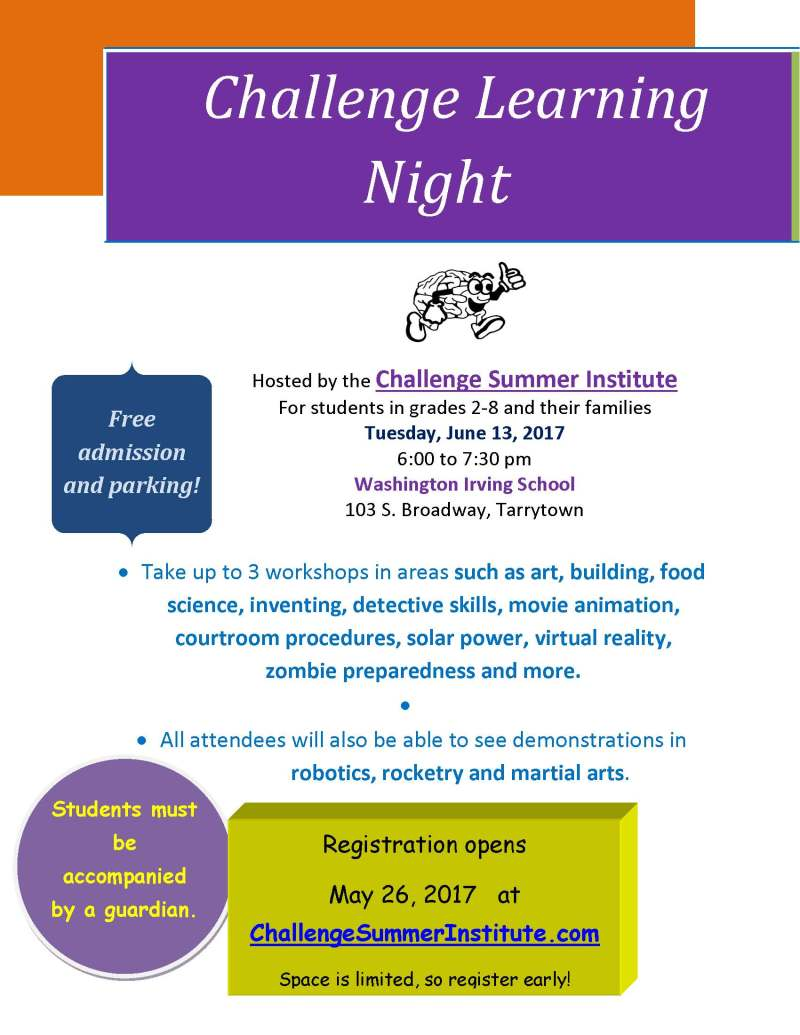CHALLENGE LEARNING NIGHT-1